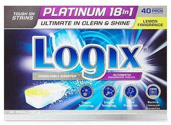 Logix ALDI dishwasher detergent review
