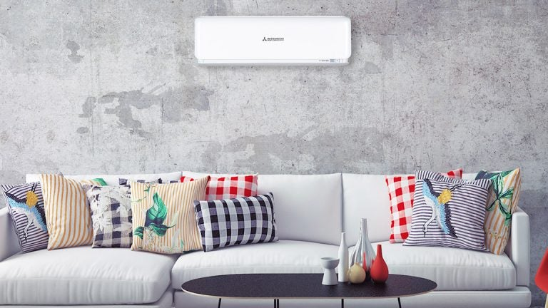 Mitsubishi Heavy Industries air conditioner