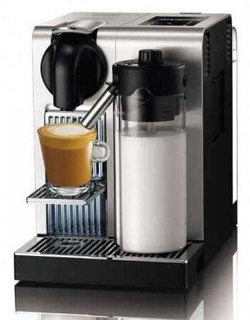 Nespresso pod capsule coffee machine review