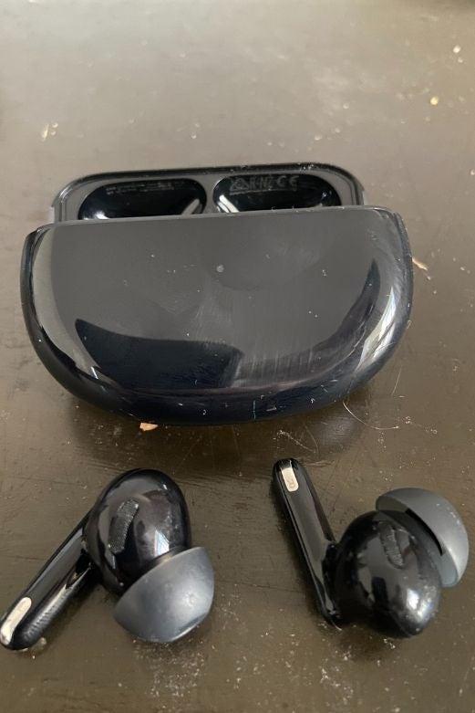 The OPPO Enco X Wireless earphones