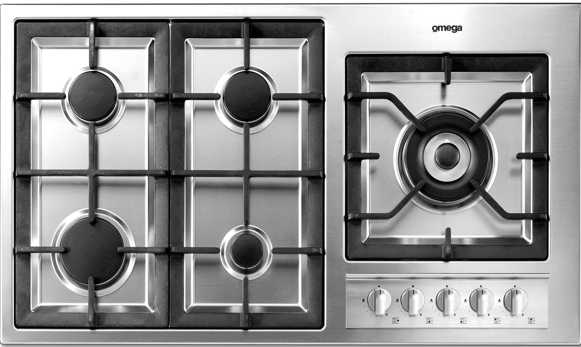 Omega cooktop review