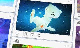 Gallery of photos taken in Pokemon Snap Nintendo Switch game