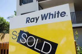 Ray White Sold Sign