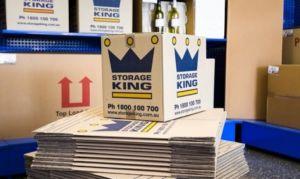 Storage King Boxes
