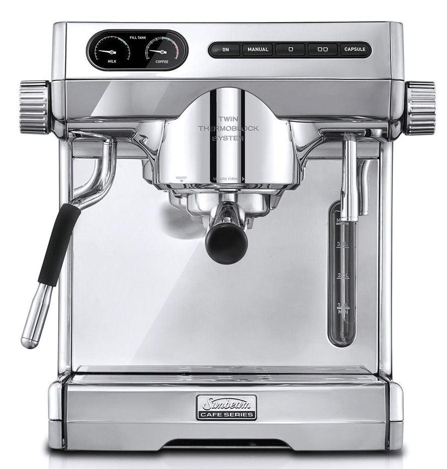 Sunbeam coffee machine review