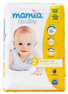 ALDI Mamia nappies review