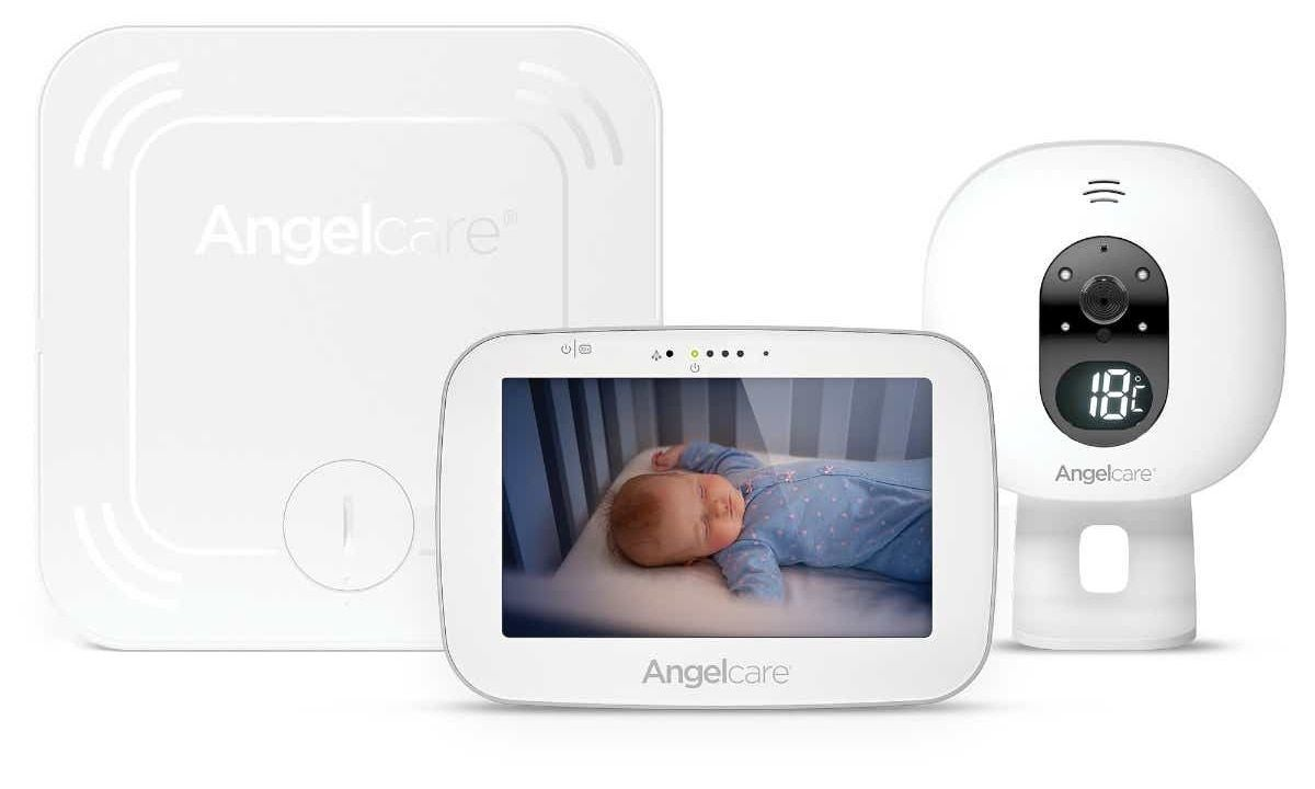 Angelcare baby monitors review