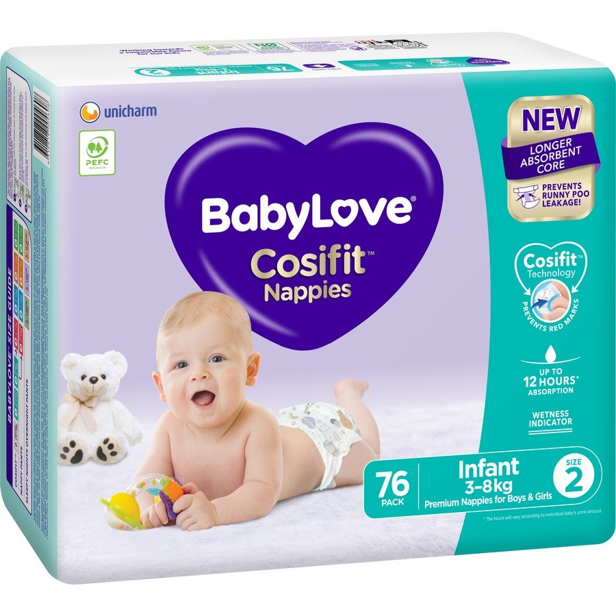 BabyLove nappies review