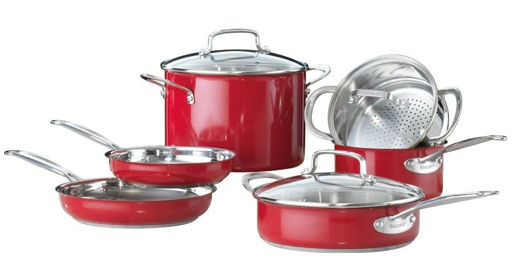Baccarat cookware review