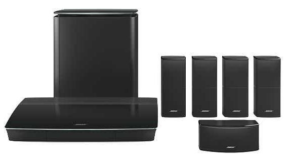 Bose home entertainment theatre system review