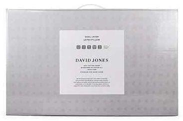 David Jones pillow review