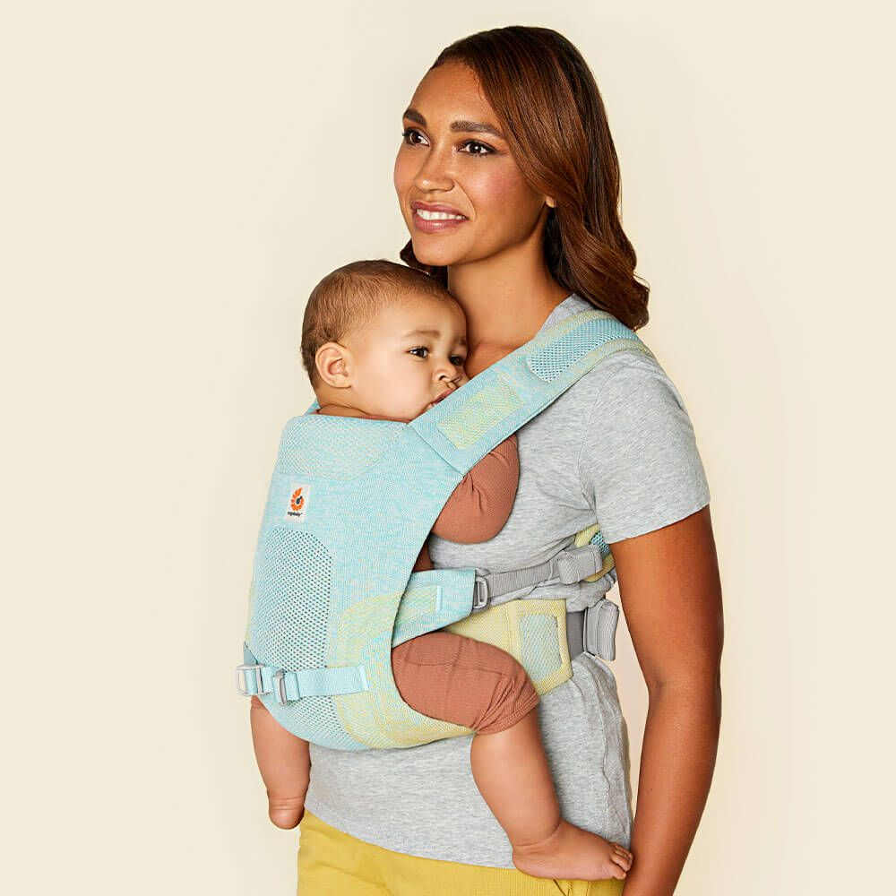 Ergobaby baby carrier review