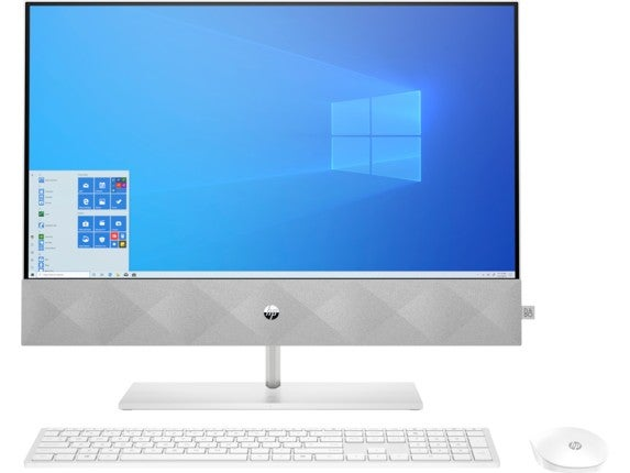 HP desktop computer review