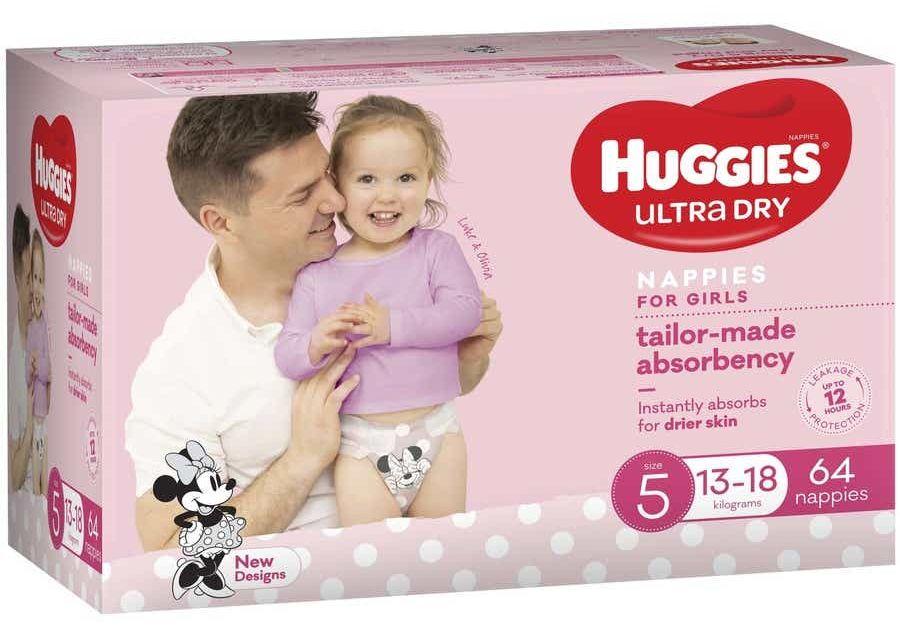 Huggies nappies review
