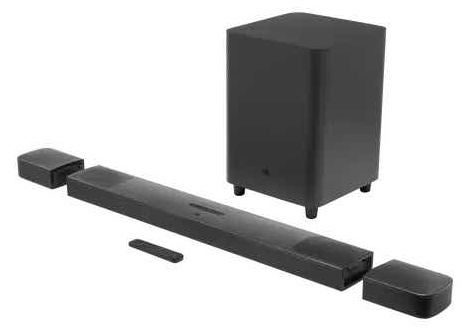 JBL home entertainment theatre system