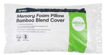 Kmart Anko pillows review