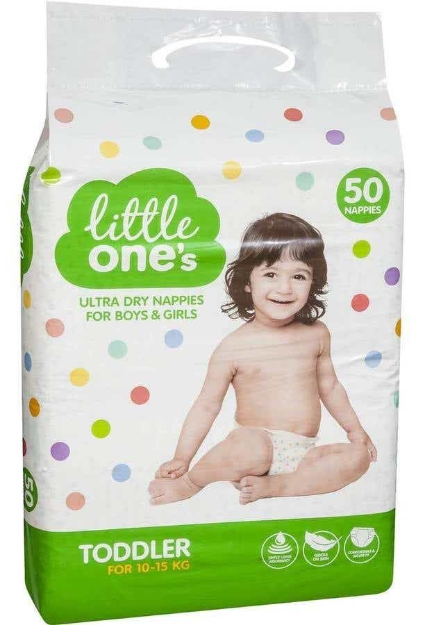Little One's nappies review