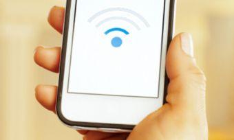 Low Wi-Fi signal