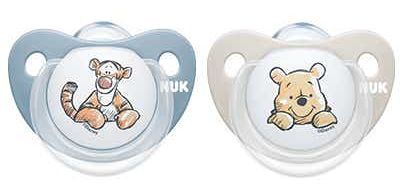 NUK dummies and soothers review
