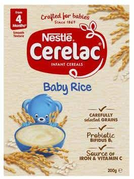 Nestle Cerelac baby food review