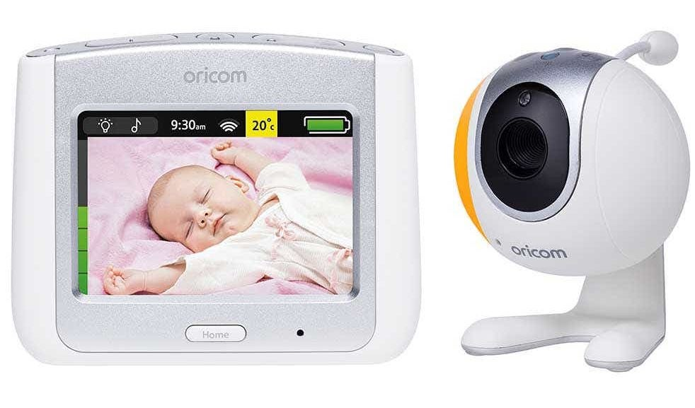 Oricom baby monitor review