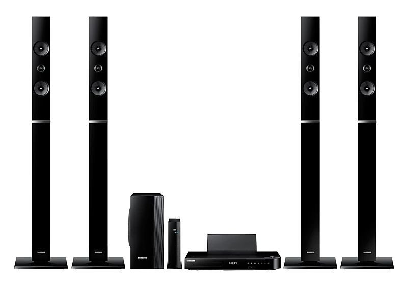 Samsung home entertainment theatre system review