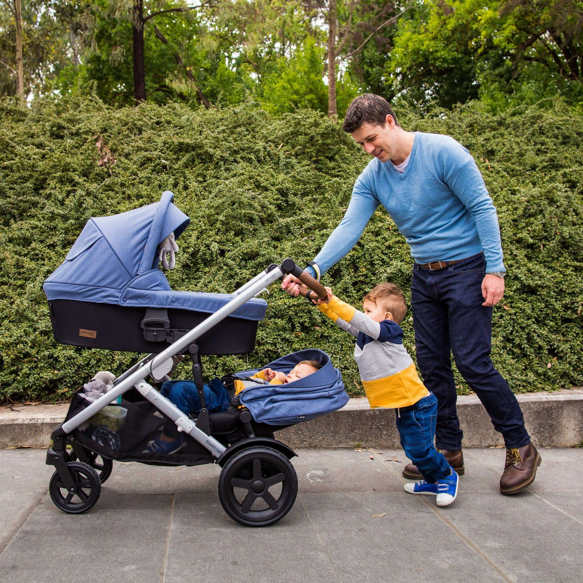 Steelcraft prams and strollers