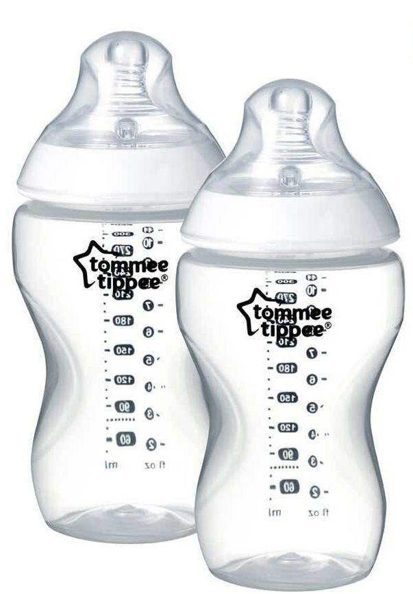 Tommee Tippee baby bottles review