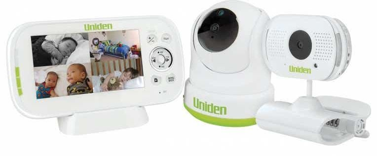 Uniden baby monitor review
