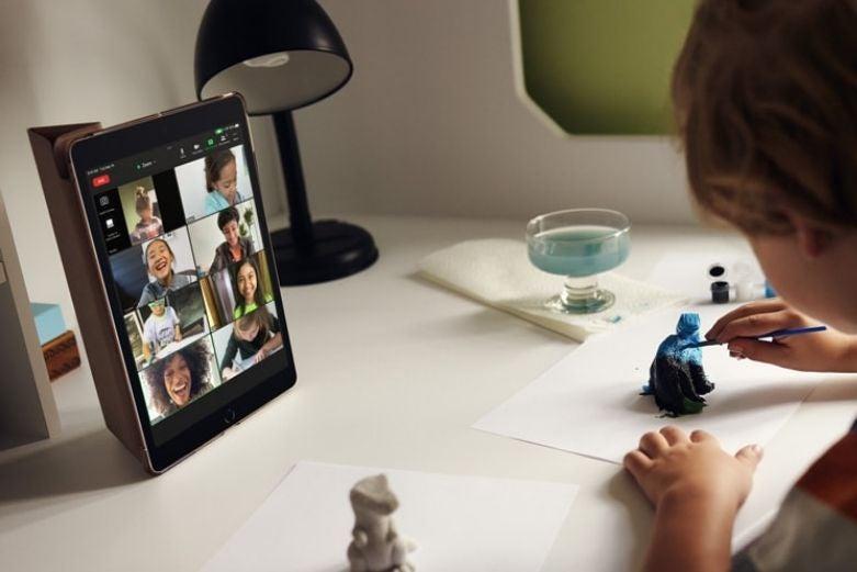 The new iPad 2021