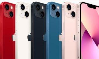 iPhone 13 range