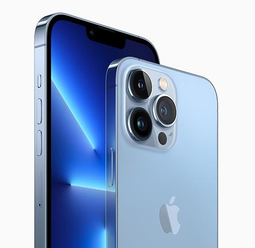 Blue iPhone 13 Pro Max