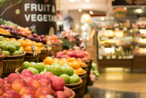 Which supermarket has the best fruits and vegetables?