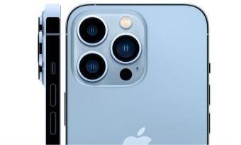 Blue iPhone 13 Pro