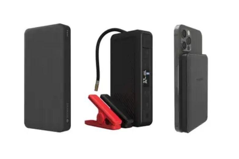 ZAGG battery packs