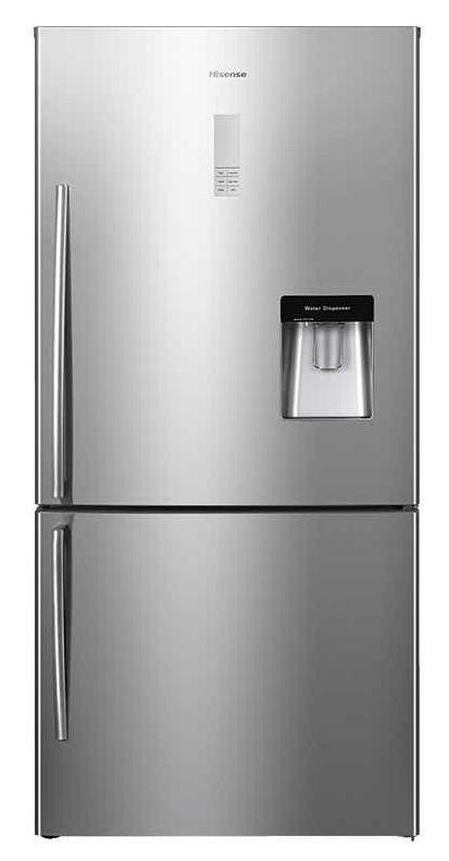 Hisense bottom mount fridge review