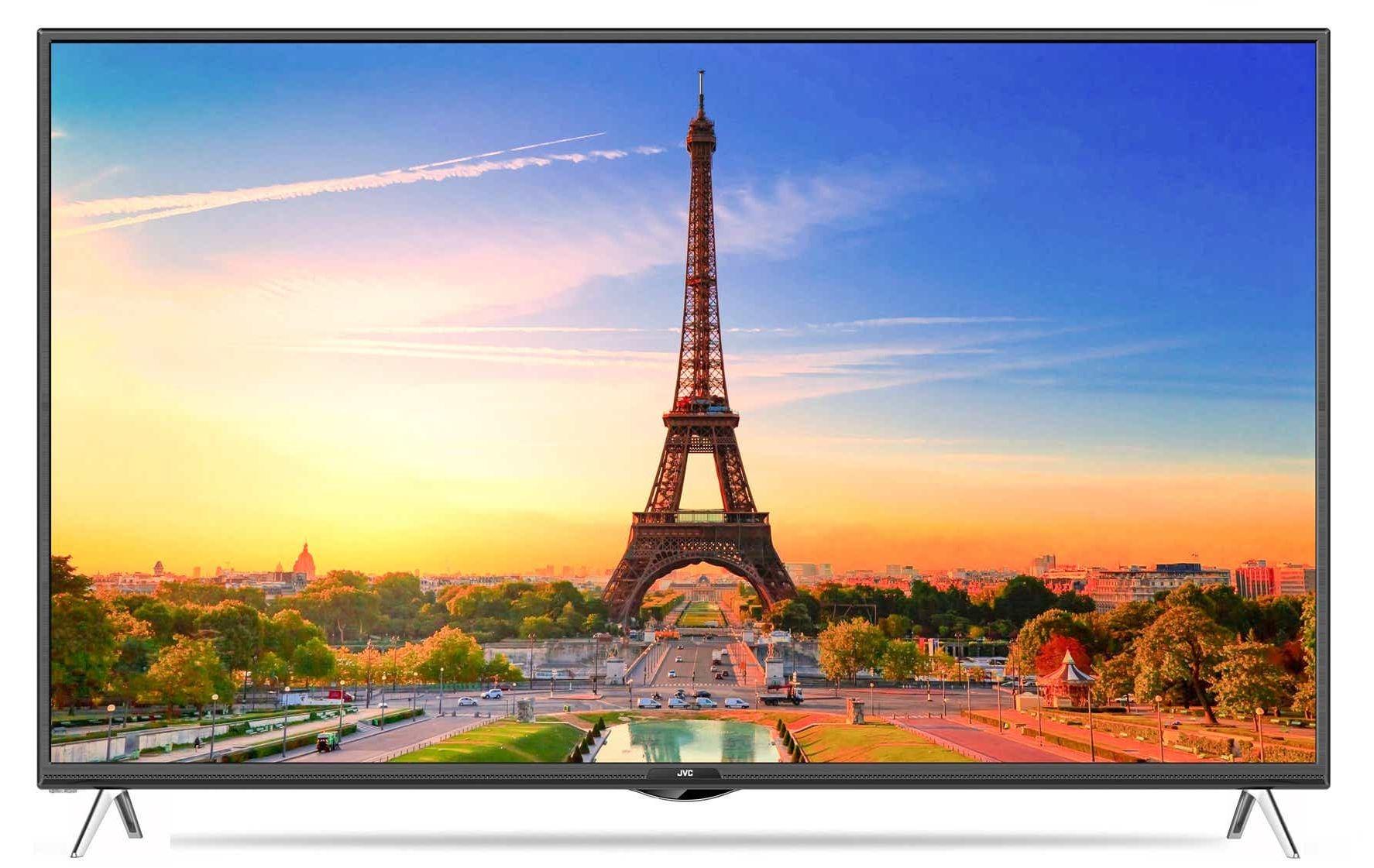 JVC 4K UHD LED Smart TV