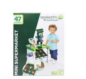 Woolworths Mini Supermarket Set Each