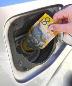 Fuel Price Money