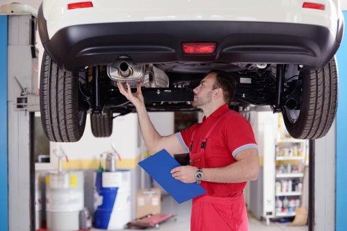 Saving Cash on Car Servicing