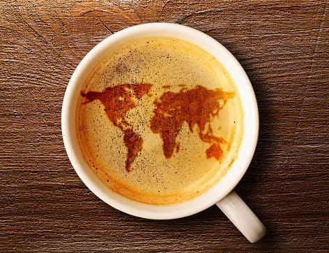 Coffee world