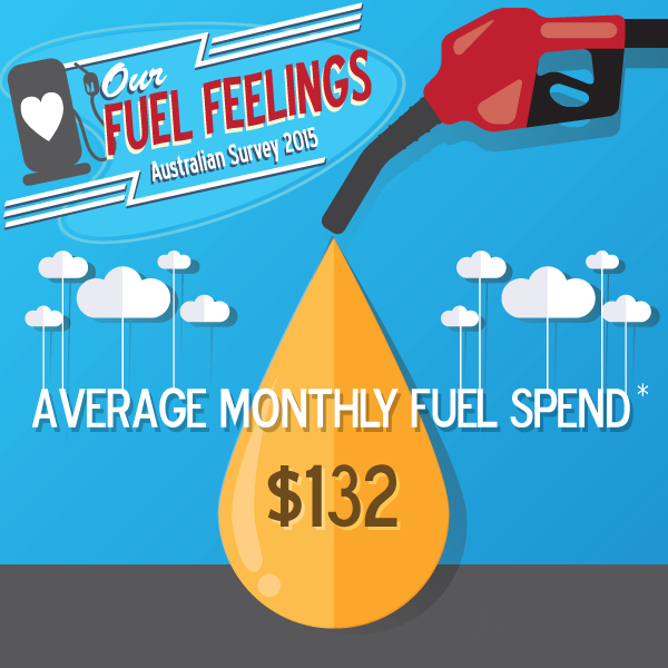 Cost of fuel average spend
