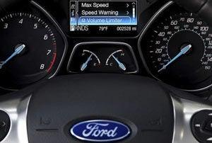 MyKey, Ford