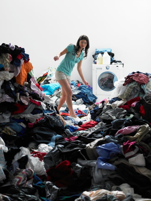 How often do you need to wash your clothes?