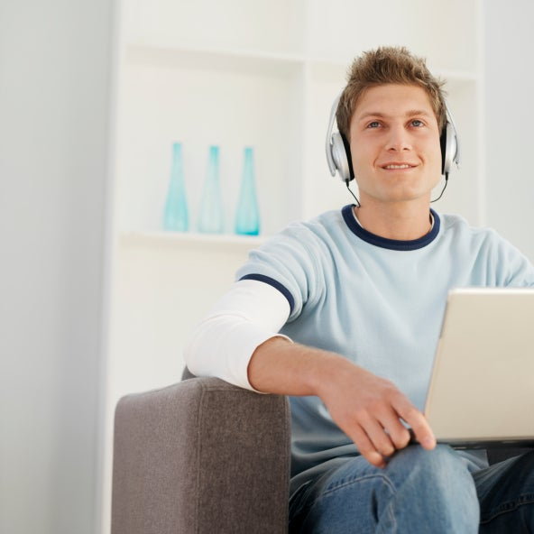 Using mobile broadband