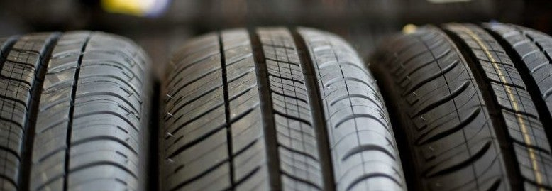 car tyre store banner