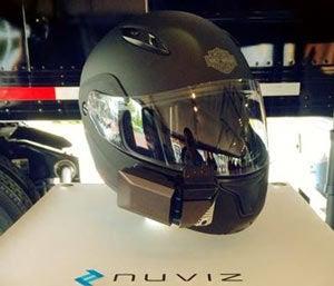 NUVIZ Ride, HUD: Innovation Award Winner