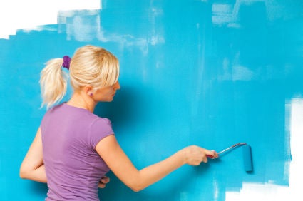 Top five house painting tips