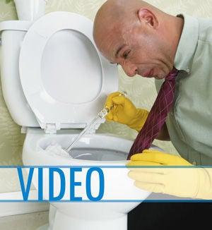 Make That Toilet Shine