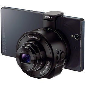 QX Series Smartphone Cameras
